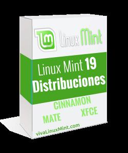 DISTRIBUCIONES LINUX MINT 19